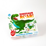 Paint By Numbers - Dinosaur Roar