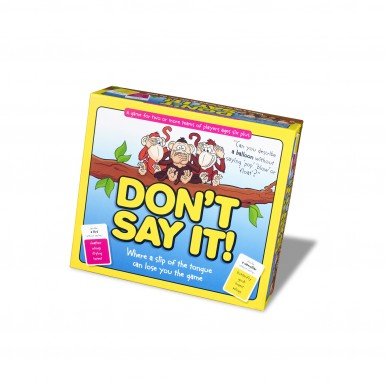Dont't Say It!