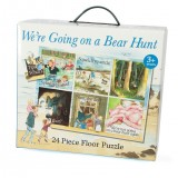 Bear Hunt Floor Puzzle