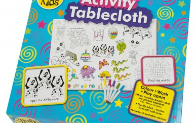 Activity Tablecloth