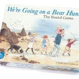 Bear Hunt Board Game