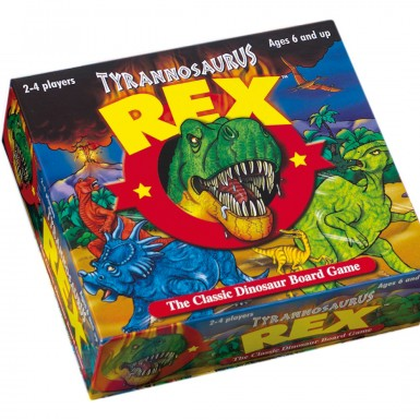 T Rex Board Game