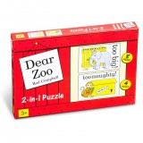 Dear Zoo 2:1 Puzzle