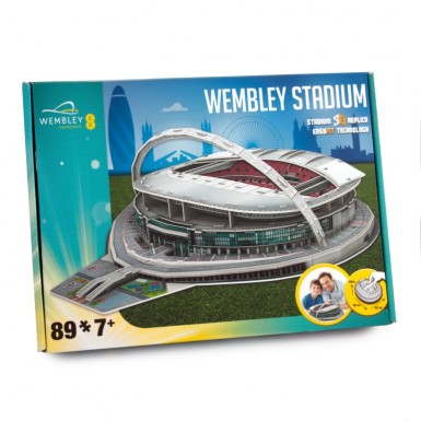 3D Stadium - Wembley