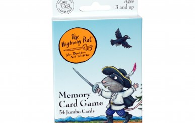 Highway Rat Memory Card Game