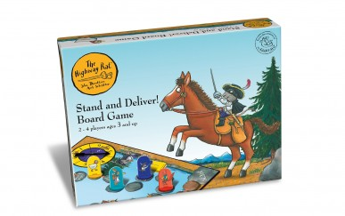 Highway Rat Stand and Deliver Board Game