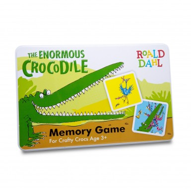 Roald Dahl - The Enormous Crocodile Memory Game
